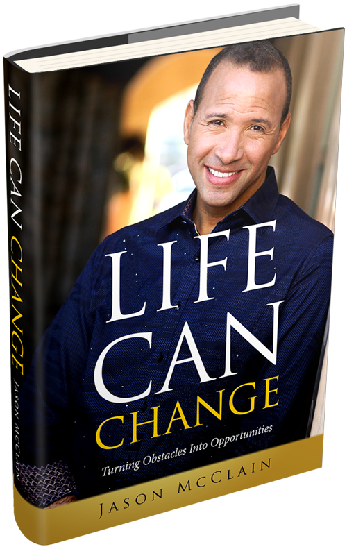 Life Can Change Book Cover